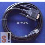 EH-VCB02 # Hitachi EH PLC programozó kábel