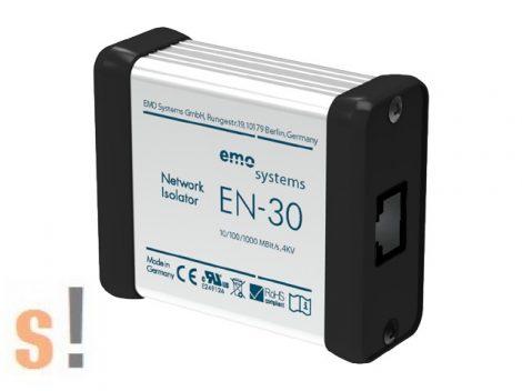 EN-30 # Ethernet leválasztó, 4 kV, 10/100/1000, medikai