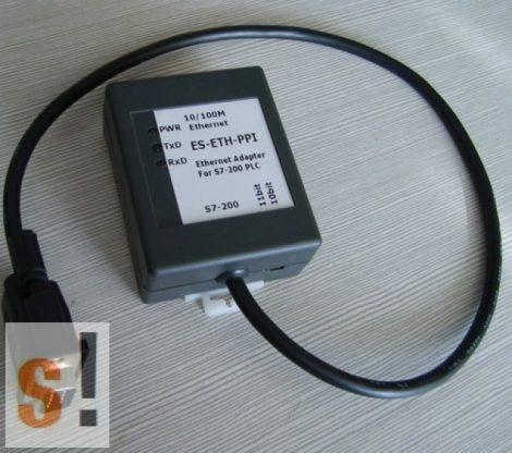 ES-ETH-PPI # Ethernet adapter Siemens S7-200 PLC-hez/Ethernet - RS-485 konverter