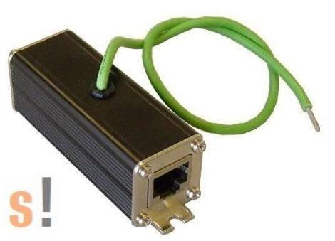 ESP-100-POE # PoE Ethernet RJ45 túlfeszültség védelem/7,5V adat/70V PoE, Laird Technologies