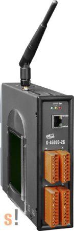 G-4500D-2G # M2M Controller/GSM/8x AI/3x DI/3x DO/Quad-band/LCD, ICP DAS