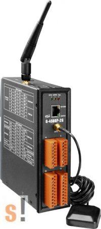 G-4500P-2G # M2M Controller/GSM/GPS/8x AI/3x DI/3x DO/Quad-band, ICP DAS