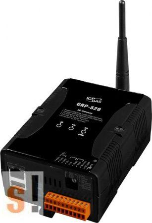 GRP-520 # 3G Router/Gateway/3G-1x RS-232/1x RS-485/1x Ethernet, ICP DAS