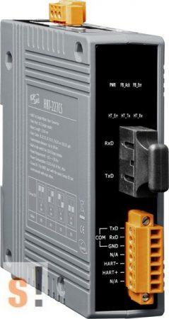 HRT-227CS CR # Konverter/HART - Single Mode Fiber, ICP DAS