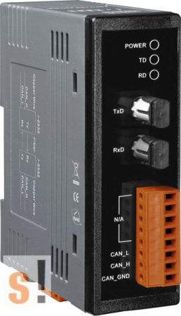 I-2532 # Konverter/CAN/Fiber/ST/LED/1,4km, ICP DAS