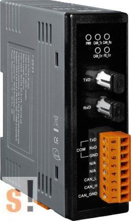 I-2533 # Konverter/BridgeCAN/Fiber/ST/LED/2km, ICP DAS