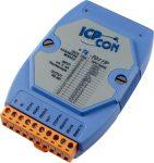 I-7011P # I/O Module/DCON/1AI/TC+Type L-M/2DO/1DI/LED, ICP DAS