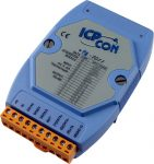 I-7011 # I/O Module/DCON/1AI/TC/2DO/1DI, ICP DAS