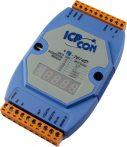 I-7014D # I/O Module/DCON/1AI/TM/2DO/1DI/LED, ICP DAS