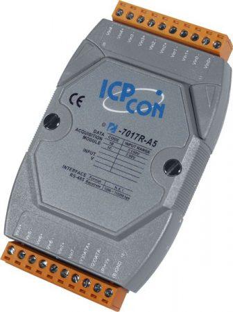 I-7017R-A5 # I/O Module/DCON/8AI/150V/High prot., ICP DAS