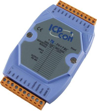 I-7017RC # I/O Module/DCON/8AI/Current, ICP DAS