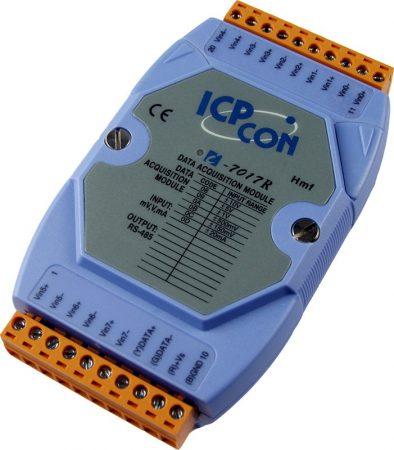 I-7017R # I/O Module/DCON/8AI/High prot., ICP DAS