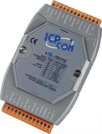 I-7017Z # I/O Module/DCON/10/20AI/High Prot., ICP DAS