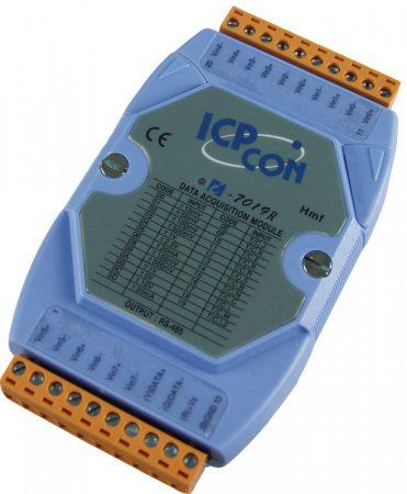 I-7019R # I/O Module/DCON/8AI/High Prot., ICP DAS