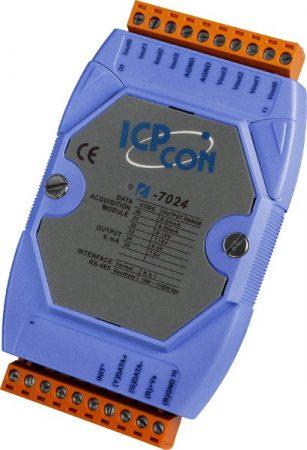 I-7024 # I/O Module/DCON/4AO/14bit