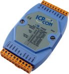 I-7033 # I/O Module/DCON/3AI/RTD, ICP DAS
