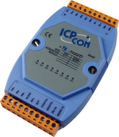 I-7052D # I/O Module/DCON/8DI/LED, ICP DAS ICP CON