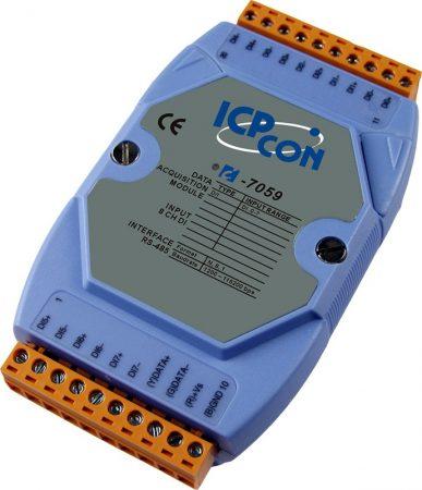 I-7059-G # I/O Module/DCON/8DI Isol./AC-DC DI/80VAC, ICP DAS, ICP CON