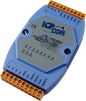 I-7063BD # I/O Module/DCON/3 Relay SSR-DC/8DI/LED, ICP DAS, ICP CON