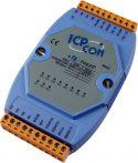 I-7063D # I/O Module/DCON/3 Relay/8DI/LED, ICP DAS, ICP CON
