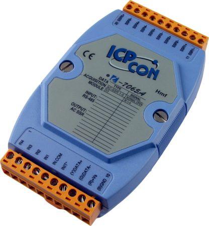 I-7065A # I/O Module/DCON/5 Relay SSR-AC/4DI, ICP DAS, ICP CON