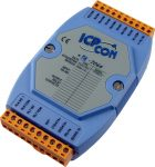 I-7066 # I/O Module/DCON/7 Relay Photo Mos, ICP DAS, ICP CON