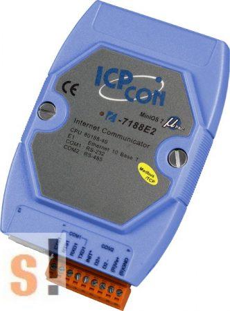 I-7188E2-MTCP # Device Server/Gateway/Modbus/TCP/IP/RS-232/RS-485/Ethernet, ICP DAS