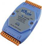 I-7510AR # 3x szigetelt RS-422/485 vonalerősítő / konverter/repeater/3000Vdc, ICP DAS