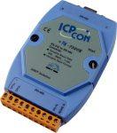 I-7520R #  RS-232 - RS-485 konverter, szigetelt, ICP DAS