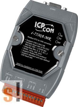 I-7530A-MR # Modbus RTU - CAN konverter, ICP DAS