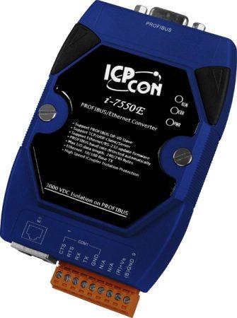 I-7550E # Profibus - Ethernet konverter, ICP DAS
