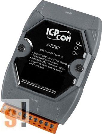 I-7567 CR # Konverter/USB - HART, ICP DAS