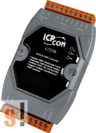 I-7570  # Konverter/RS-232/485/422 - HART, ICP DAS