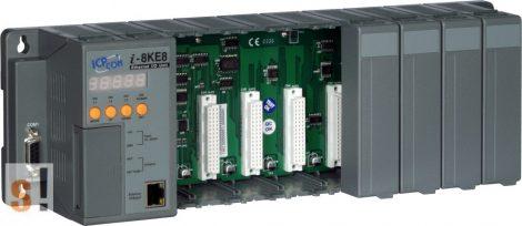 I-8KE8 # Controller/Intel 80186-80/DCON/8 hely/512KB/Ethernet, ICP DAS