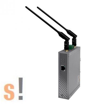 IOP760AM-EU # WiFi - RS-232/485 konverter/Konverter/Ethernet/UART - WiFi/ Modbus-WiFi konverter, ICP DAS, ICP CON