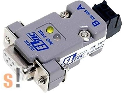 KT-03 # RS-232 - RS-485 konverter/adapter/ port által táplált/nem kell tápegység, ELTEC