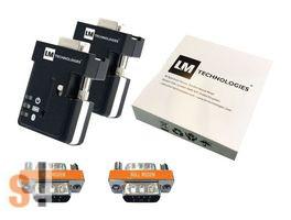LM048-kit # Bluetooth - RS-232 soros adapter párban/100 méter távolság/DCE-DTE kapcsoló/LM Technologies