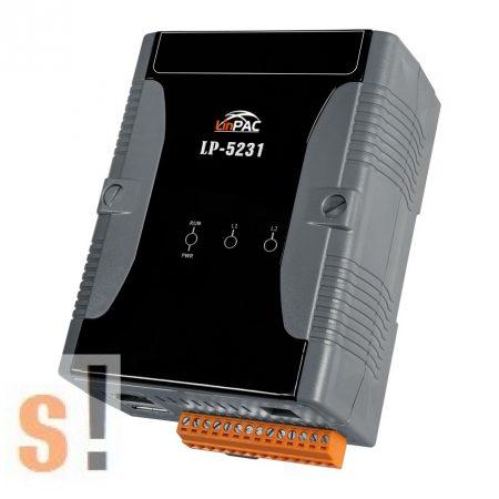 LP-5231 # LinPac Controller/Linux/AM3354/1 USB/IO bövítés, ICP DAS