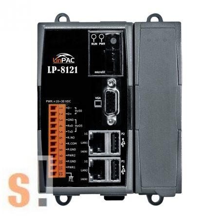 LP-8121 # LinPac Controller/Cortex A8/1GHz/Linux/1x I/O hely, ICP DAS