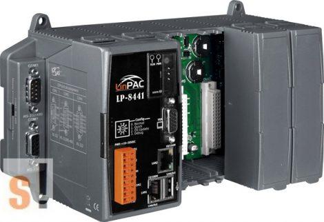 LP-8441 # LinPac Controller/PXA270/520MHz/Linux/4x I/O hely, ICP DAS