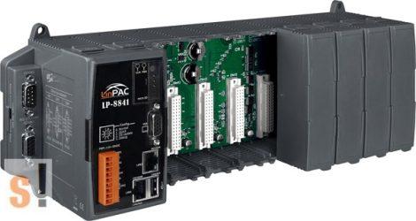 LP-8841 # LinPac Controller/PXA270/520MHz/Linux/8x I/O hely, ICP DAS