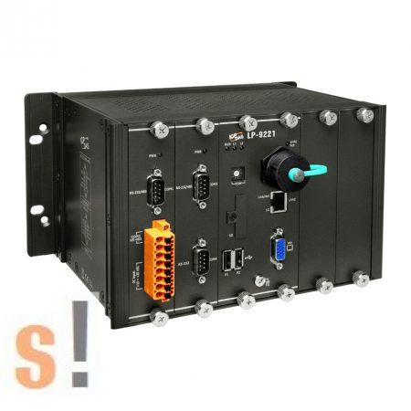LP-9221 # LinPac Controller/Cortex A8/1GHz/Linux/2x I/O hely, ICP DAS