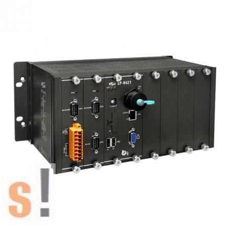LP-9421 # LinPac Controller/Cortex A8/1GHz/Linux/4x I/O hely, ICP DAS