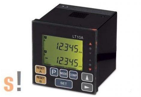 LT10-105B # SONY LT10 DIGITAL PANEL DISPLAY UNIT/ 5 digit/ Backlit/ LCD/ 1 CH INPUT, Sony, Magnescale