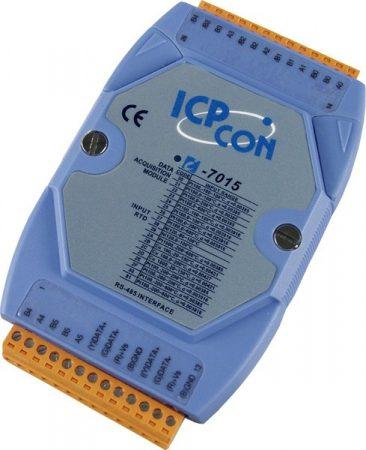 M-7015 # I/O Module/Modbus RTU/DCON/6AI/RTD, ICP DAS