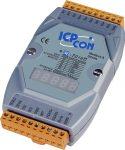 M-7016D # I/O Module/Modbus RTU/DCON/2AI/Strain Gauge/4DO/1DI, LED, ICP DAS
