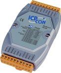 M-7033 # I/O Module/Modbus RTU/DCON/3AI/RTD, ICP DAS