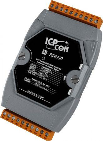M-7041P # I/O Module/Modbus RTU/DCON/14DI, ICP DAS, ICP CON
