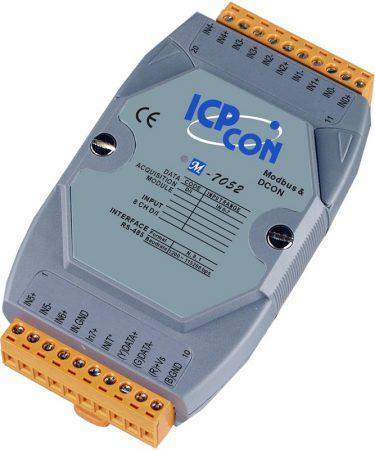 M-7052 # I/O Module/Modbus RTU/DCON/8DI, ICP DAS ICP CON