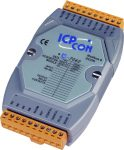 M-7060-G # I/O Module/Modbus RTU/4 Relay Signal/4DI, ICP DAS, ICP CON